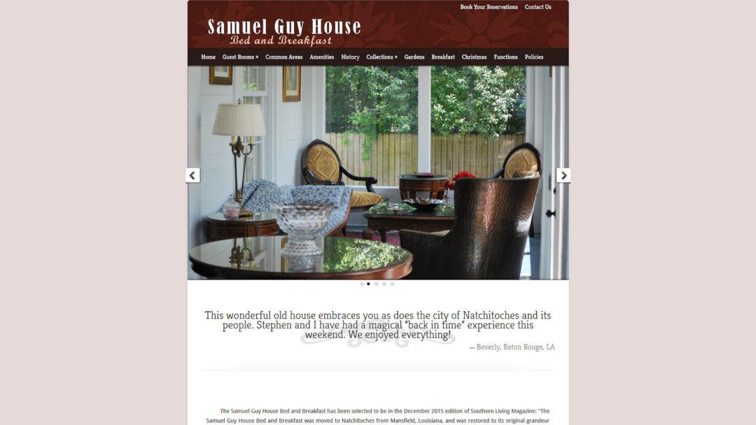Samuel Guy House